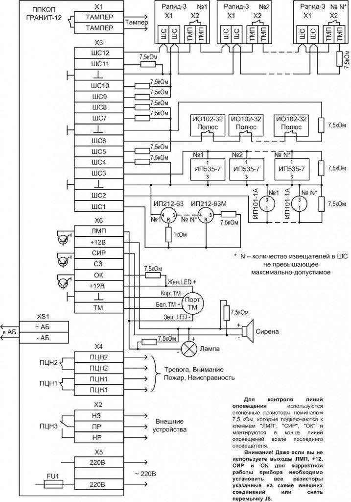 Гранит-12 (USB) с