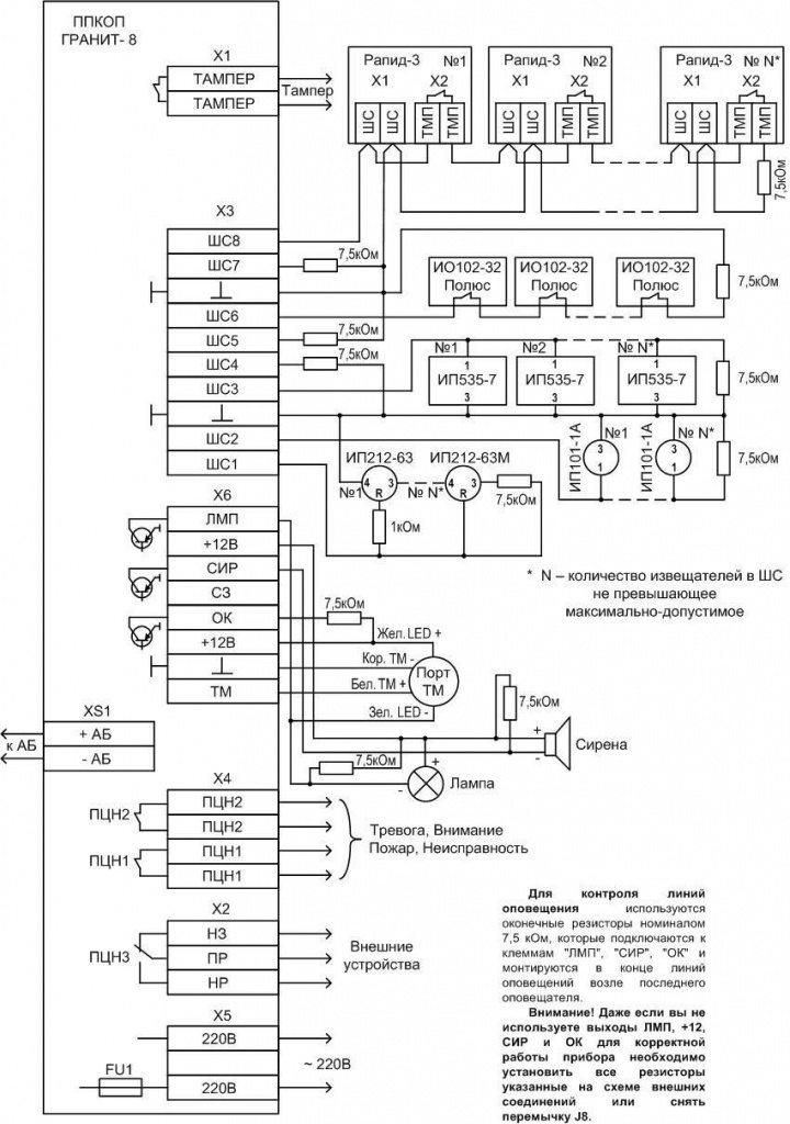 Гранит-8 (USB) с